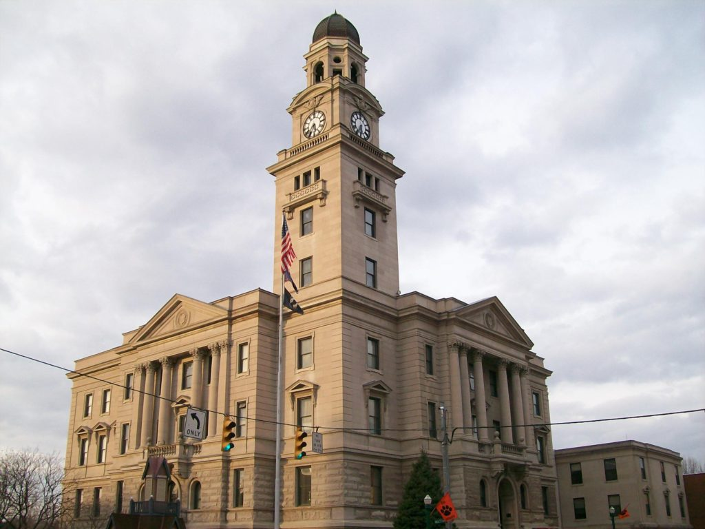 Washington County Ohio Courthouse