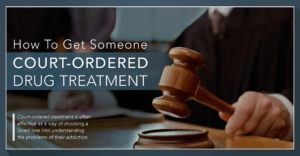 Heroin epidemic court ordered support